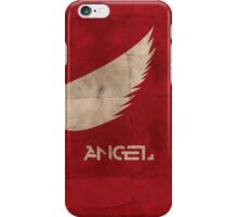 Minimalist Angel iPhone Case/Skin