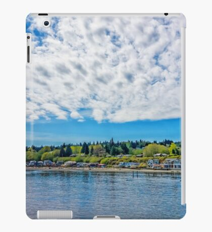 Clinton, Washington iPad Case/Skin