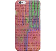 POETIC POP iPhone Case/Skin