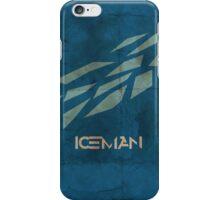 Minimalist Iceman iPhone Case/Skin
