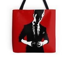Chris Colfer Red Tote Bag