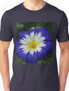 Flower Blue Unisex T-Shirt