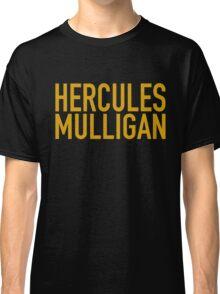 Hercules Mulligan Classic T-Shirt