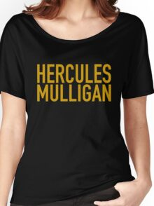 Hercules Mulligan Women's Relaxed Fit T-Shirt