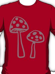 Purple Haze Dotted Toadstool T-Shirt