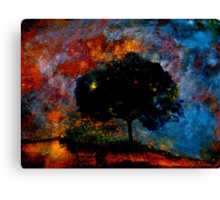 Moonglow... Canvas Print