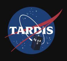 Doctor Who TARDIS Space Program (NASA)