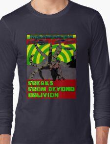 Freaks From Beyond Oblivion Alien  Long Sleeve T-Shirt