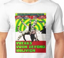 Freaks From Beyond Oblivion Alien  Unisex T-Shirt