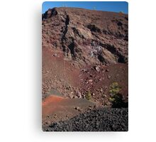 Big Craters Canvas Print