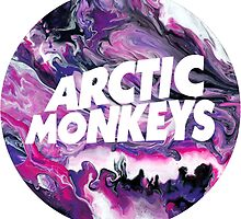 Arctic Monkeys by nbrehaut32