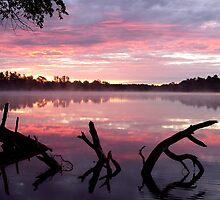 Rock Lake by Brenda Hagenson