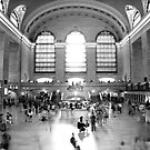 Main Concourse, Grand Central by Changeling