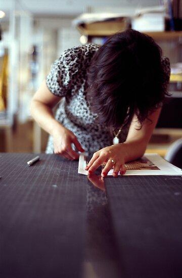Designer Portrait by Changeling