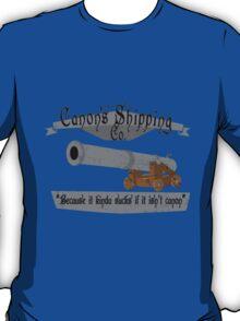 Canon's Shipping Company T-Shirt