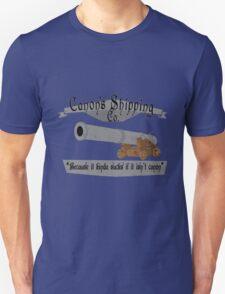 Canon's Shipping Company Unisex T-Shirt