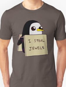 """I Steal Jewels""  T-Shirt"
