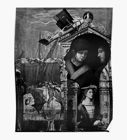 Configuration in a Renaissance Landscape. Poster