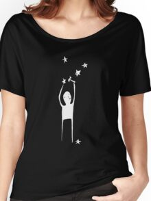 Star Man Women's Relaxed Fit T-Shirt