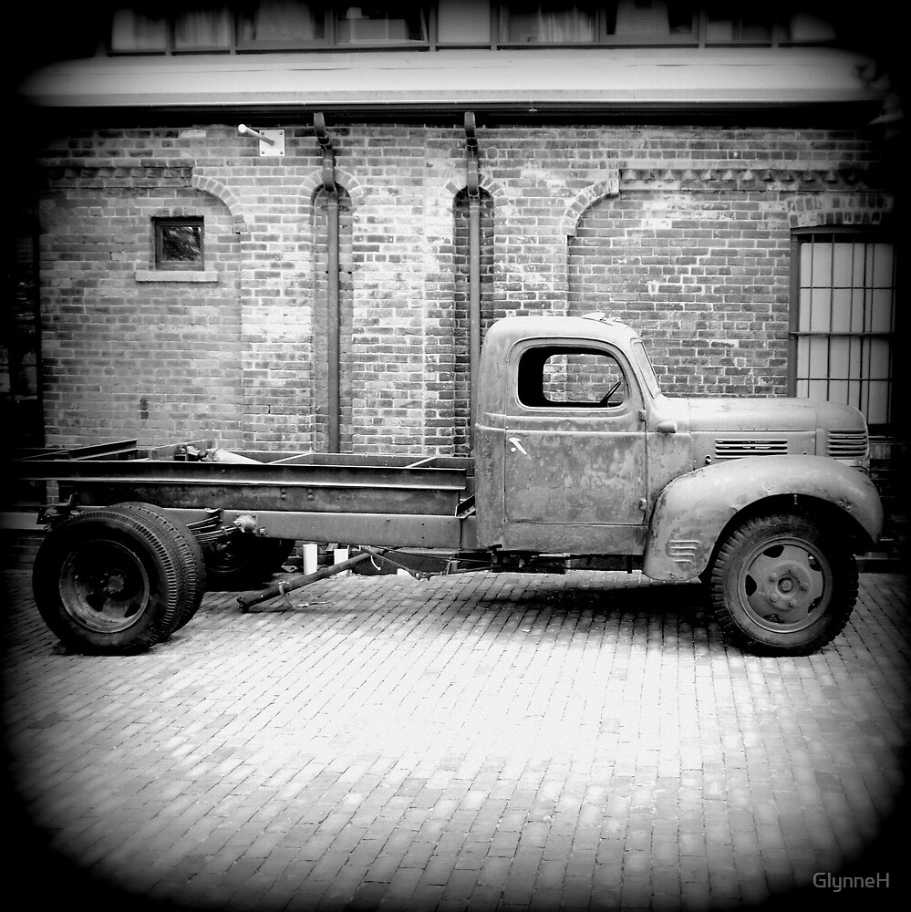 Vintage Dodge by GlynneH