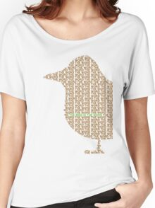 Bird is the Word Women's Relaxed Fit T-Shirt
