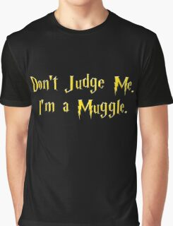 Muggle Judge Graphic T-Shirt