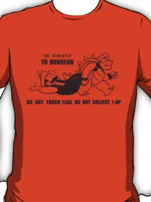 Go Directly To Dungeon T-Shirt