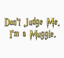 Muggle Judge One Piece - Short Sleeve