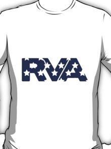 RVA -Stars Blue T-Shirt