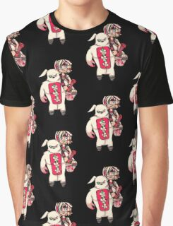 Tiny Tina - Annie Tibbers Graphic T-Shirt