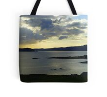 Late Evening On The Donegal Atlantic Drive Tote Bag