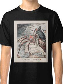 LEntente Cordiale 1915 Classic T-Shirt