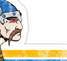 Viking Raider Sticker