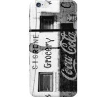 Sisrene Grocery in Jackson Ward iPhone Case/Skin