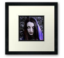 vampire Framed Print