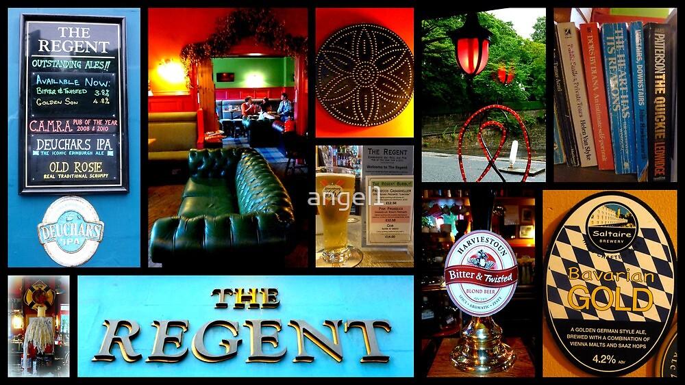 The Regent ~ Edinburgh by ©The Creative  Minds