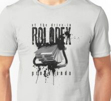 Rolodex Propaganda - At the Drive-in Unisex T-Shirt