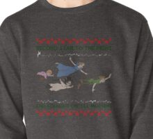 Peter Pan Ugly Christmas Sweater Pullover