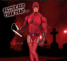 BAREDEVIL - THE QUEER WITHOUT FEAR! by skipnotic