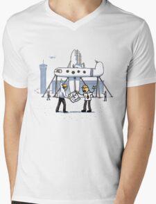 A Matter of Perspective Mens V-Neck T-Shirt