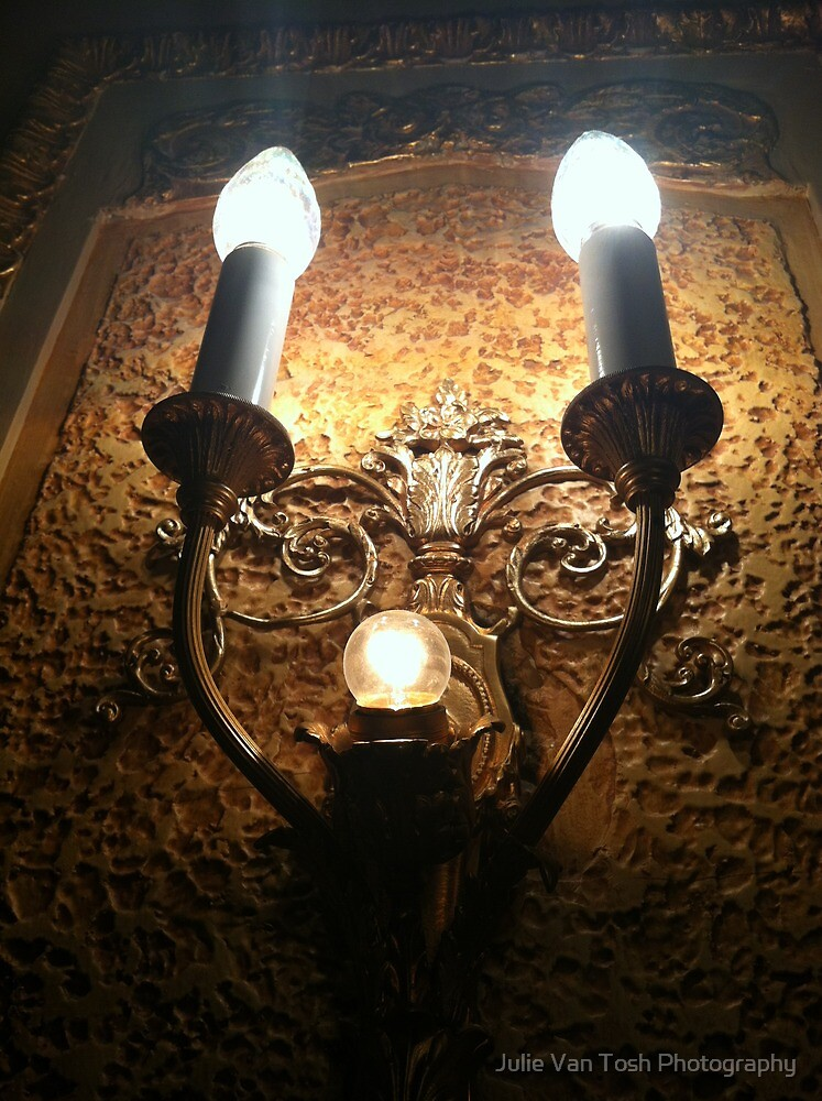 Sconce II by Julie Van Tosh Photography