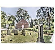 St. Thomas Episcopal Church (HDR) Poster