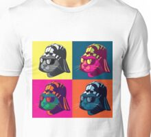 Darth Kitty Pop Unisex T-Shirt