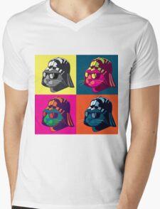 Darth Kitty Pop Mens V-Neck T-Shirt