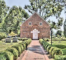 St. Thomas Episcopal Church 2 (HDR) by Jeff Ore