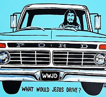 WWJD ? FORD by bulldawgdude