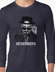 Breaking Bad | Heisenberg  Long Sleeve T-Shirt