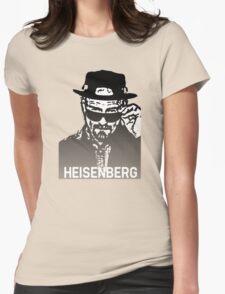Breaking Bad | Heisenberg  Womens Fitted T-Shirt