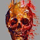 Skull #3 by Shelbeawest