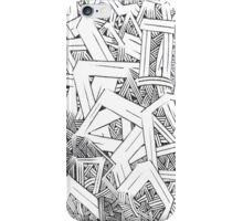 Line Weave 4 iPhone Case/Skin